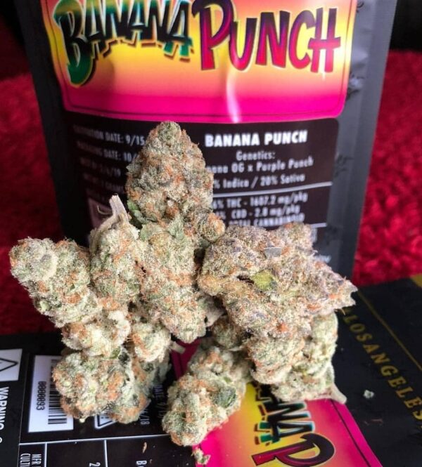 banana punch weed strain for sale